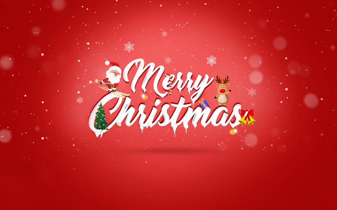 Merry Christmas and a Happy and Prosperous New Year