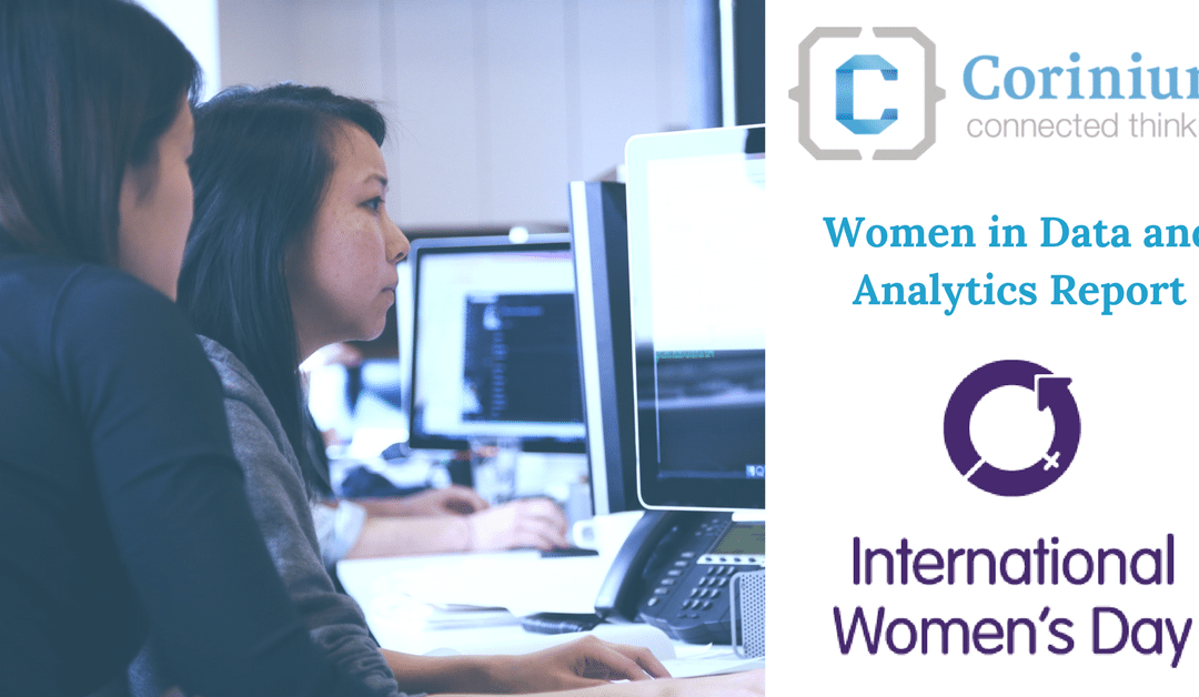 Happy International Women's Day! A Snapshot of Women in Data and Analytics