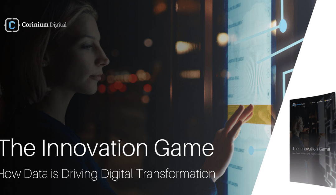 The Innovation Game: Report Commissioned by Microsoft, Paxata and Accenture