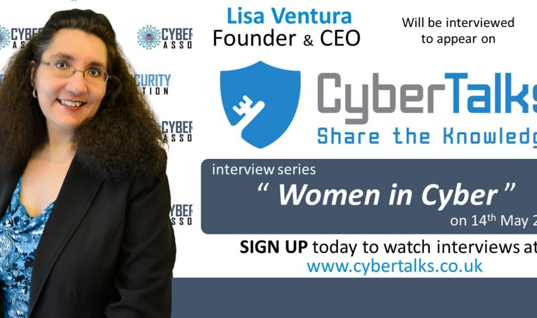 "Lisa Ventura to be Interviewed for ""Cyber Talks"""