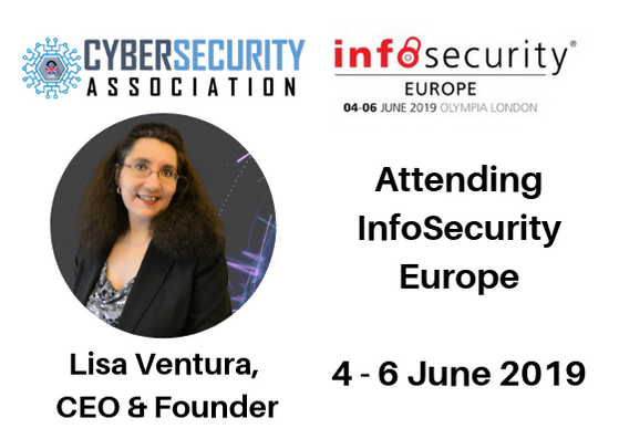 InfoSecurity Europe: 4-6 June 2019