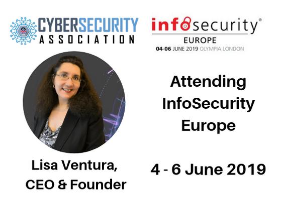 InfoSecurity Europe: 4-6 June 2019