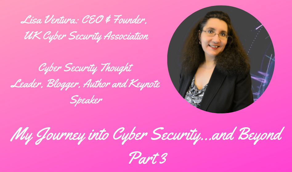 My Journey Into Cyber Security – Part 3