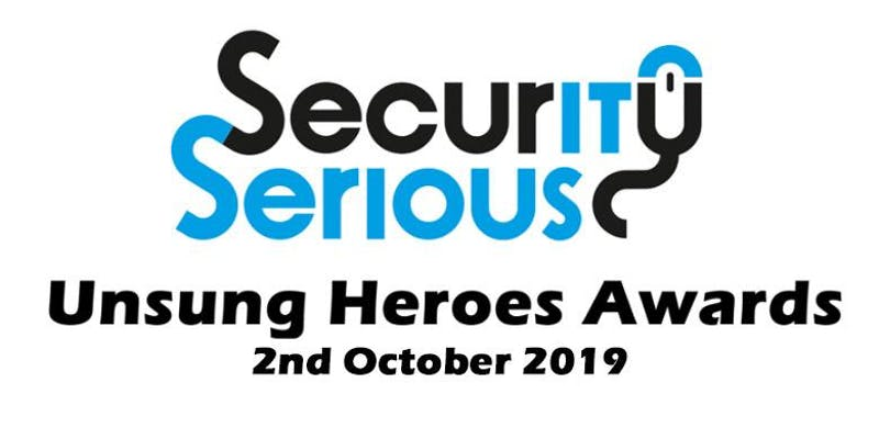 Lisa Ventura Named a Finalist in This Years Security Serious Awards