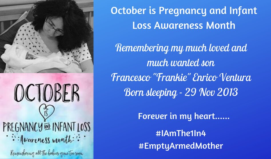 Breaking The Silence: I Am An #EmptyArmedMother