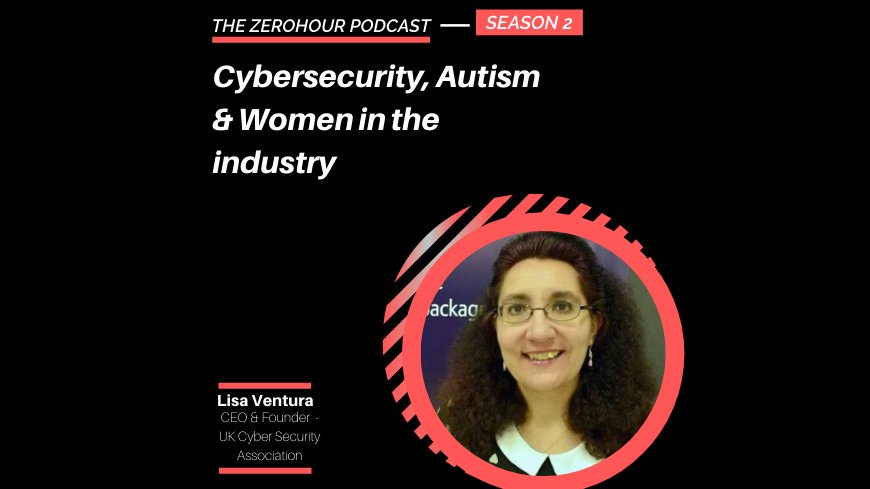 Lisa Ventura Takes Part In ZeroHour Podcast