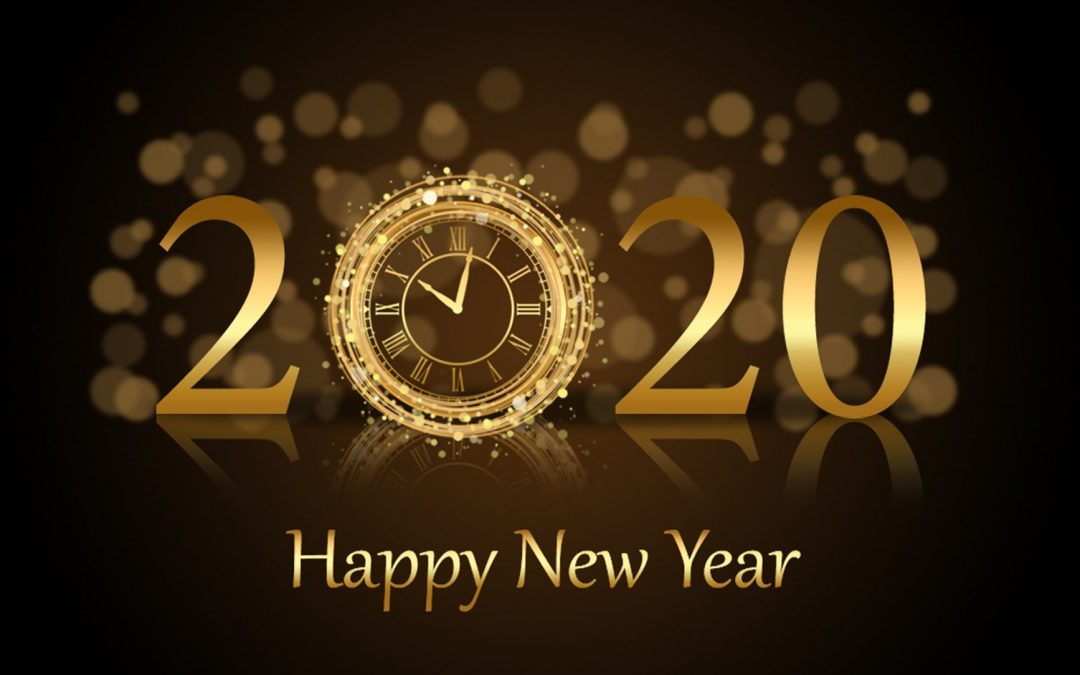 Happy New Year To You All!