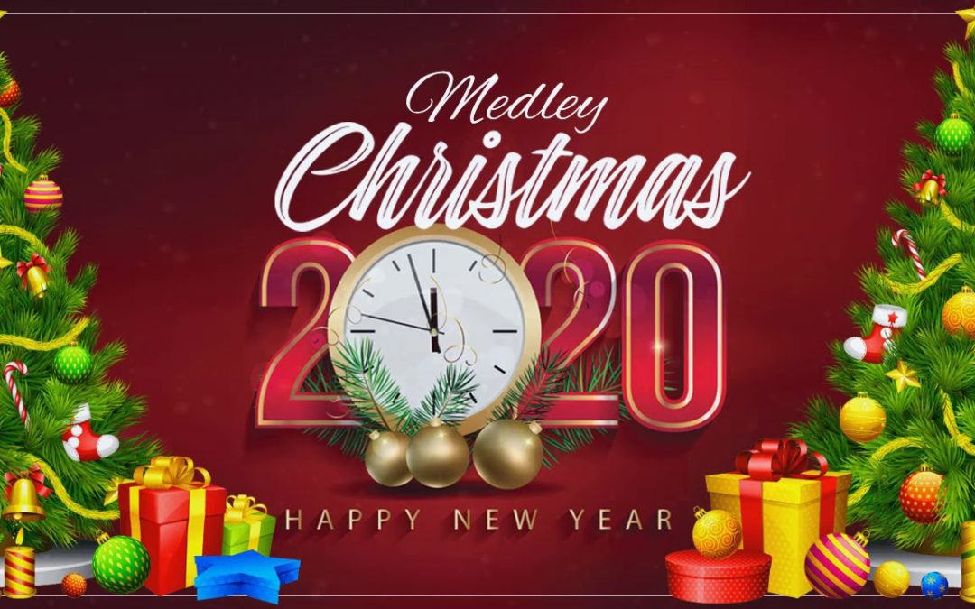 Merry Christmas Everyone and a Very Happy New Year