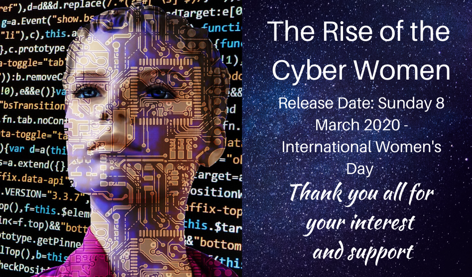 The Rise of the Cyber Women Book Release: Thank You