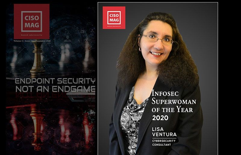 Lisa Ventura Wins CISO Magazine's Infosec Superwoman of the Year Award