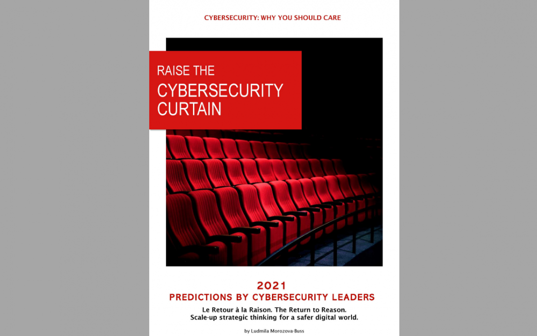 "Lisa Ventura Featured in ""Raise the Cybersecurity Curtain"" Report"
